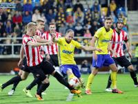 Stawką górna ósemka: zapowiedź meczu Arka - Cracovia