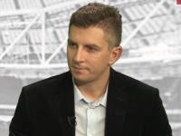 Mateusz Borek skomentuje mecz Arki z Zawiszą