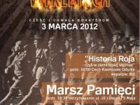 3.03.2012 - Dzień Pamięci Żołnierzy Wyklętych w Gdyni!