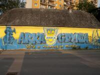 Cisowa wygrywa IV edycję konkursu na najlepsze graffiti Arki