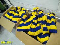 Finał akcji Żółto-Niebieski Mikołaj 2012