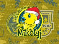 Żółto-Niebieski Mikołaj 2020