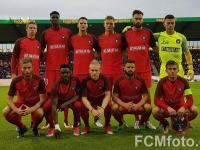 Kadra FC Midtjylland na mecz z Arką