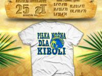 Zapisy na okazjonalne koszulki turnieju plażowego