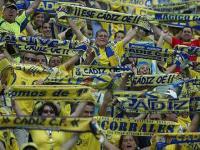 Żółto-niebieskie kluby: Cadiz CF