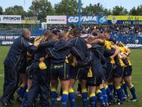 Rugby: Minimalna przegrana Buldogów
