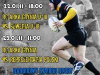 Weekend z Rugby w Gdyni