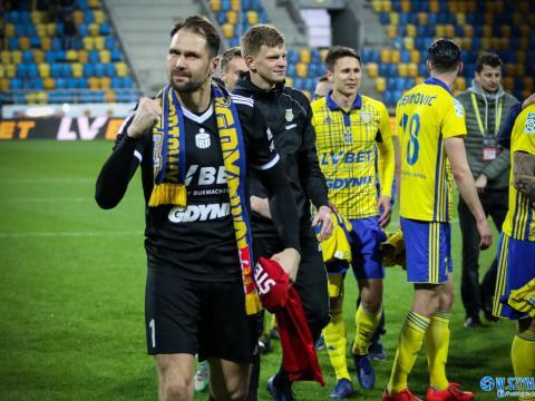 Steinbors piłkarzem meczu z Koroną