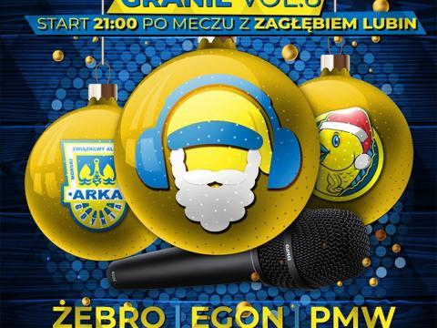 Po meczu z Zagłębiem: Żółto-Niebieskie Granie 8