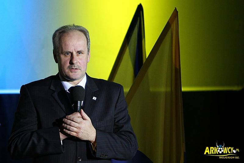 Witold Nowak zrezygnował!