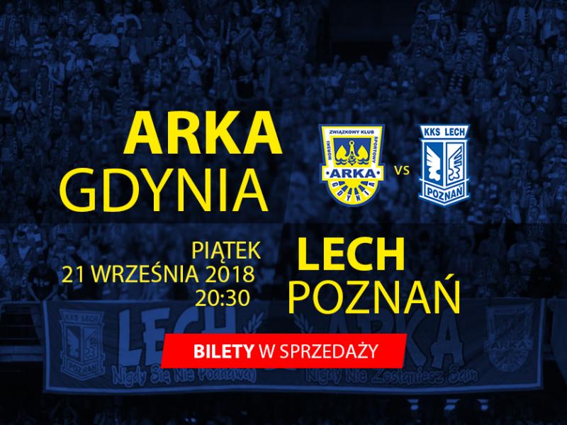 Kup bilet na mecz z Lechem Poznań