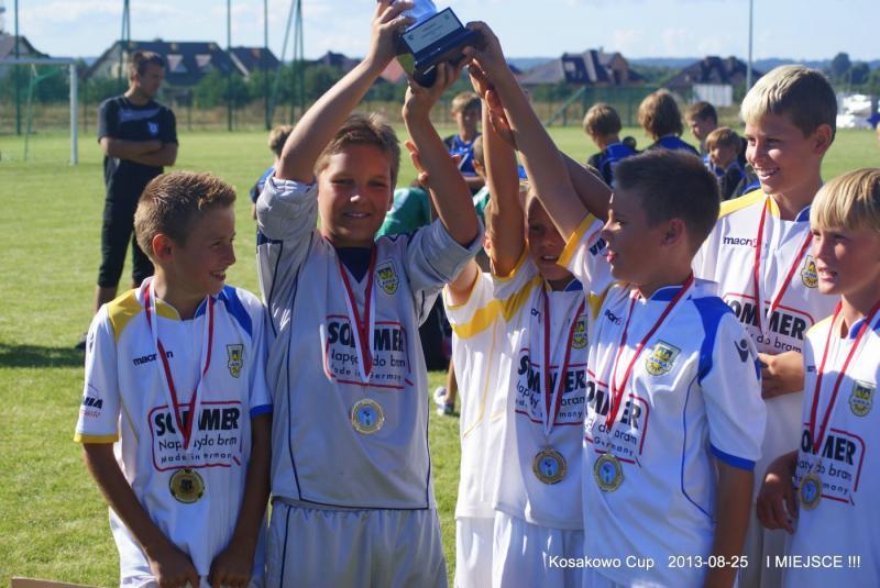 Arka 2002 wygrywa w Kosakowie