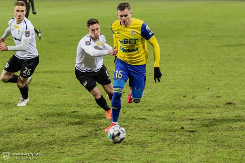 Deja piłkarzem spotkania z Górnikiem