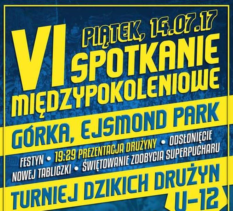 Już dziś VI Spotkanie Międzypokoleniowe + prezentacja i turniej na Górce przy Ejsmonda!