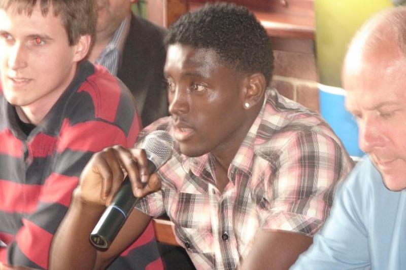 Tshibamba: nie byłem dogadany z Legią!