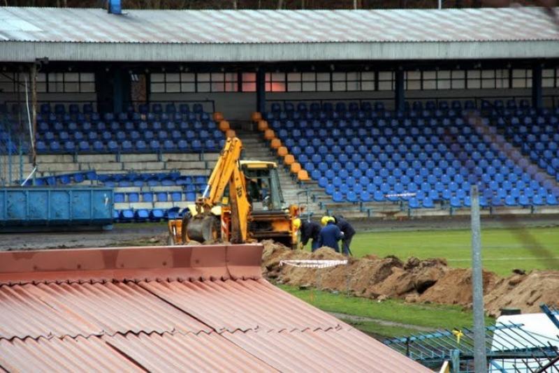 Walka o nowy stadion